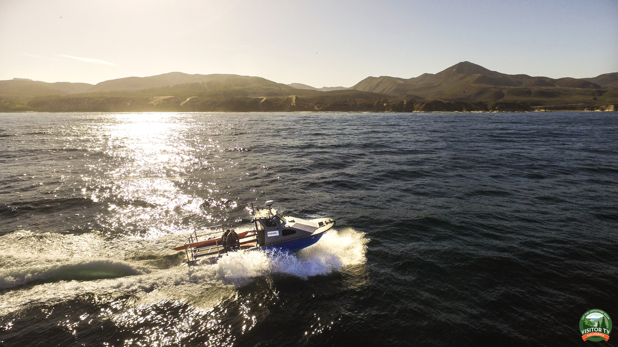 A day of fishing on Morro Bay with Pacific Charters